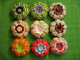Pincushions for giveaway